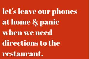 No Phone Panic